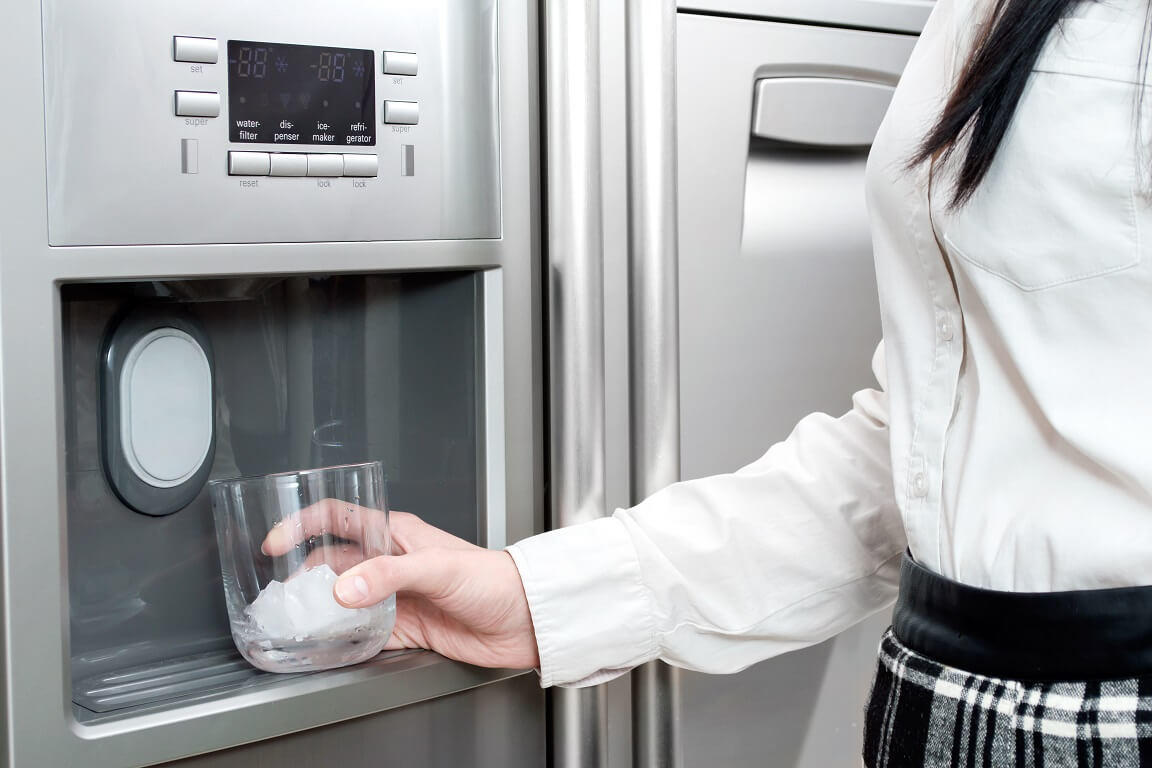 Fridge Ice Maker Problems Keep Your Ice Clean And Fresh
